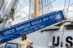 Barque Eagle ramp